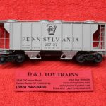 8341 Kadee HO Scale Pennsylvania PS-2 2 bay covered hopper car