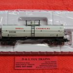 20005491 Atlas HO scale Shell Chemical 11,000 gallon tank car