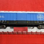 "2001082 Atlas O scale 2 rail Pan Am ACF 50'6"" boxcar"