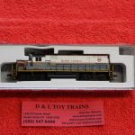 40004021 Atlas N Scale Delaware Lackawanna C420 diesel engine