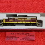 40004029 Atlas N scale Ohio Central C420 Diesel Engine