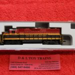 40004137 Atlas N Scale Kansas City Southern GP-38 diesel engine