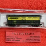 50004148 Atlas N Scale Chicago North Western 40' stock car