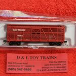 50004149 Atlas N scale Great Northern 40' stock car