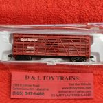 50004150 Atlas N scale Great Northern 40' stock car