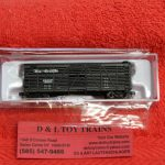 50004153 Atlas N scale Rio Grande 40' stock car