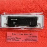 50004154 Atlas N scale Rio Grande 40' stock car