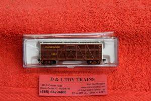 50004156 Atlas N scale Union Pacific 40' stock car