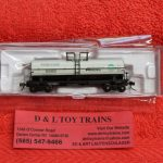 50004727 Atlas N scale Allied Chemical 11,000 gallon tank car