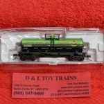 50004735 Atlas N scale Dow Chemical 11,000 gallon tank car