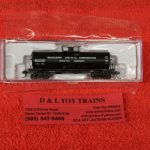 50004738 Atlas N scale Mississippi Chemical 11,000 gallon tank car
