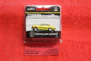 5365 Woodland Scenics modern era taxi cab