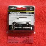 5366 Woodland Scenics HO scale modern era work van