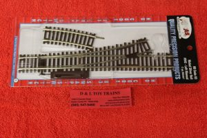 542 Atlas HO scale Code 83 left hand manual switch