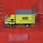 59-3160 First Gear Case box truck