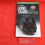108721 Greenbuerg's 2021 Lionel price guide