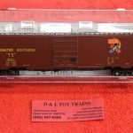 6406 Kadee HO scale Tidewater Southern 50' PS-1 boxcar