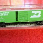 6415 Kadee HO scale Burlington Northern 50' PS-1 boxcar