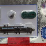 7098 Atlas O scale 2 rail custom supreme left switch machine