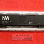 20005679 Atlas HO scale Norfolk Western 60' Auto Parts boxcar