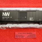 20005680 Atlas HO scale Norfolk Western 60' Auto parts boxcar