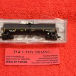 50004938 Atlas N scale 17,360 gallon ACF tank car