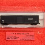 50004965 Atlas N scale White River Food Service 60' ACF auto parts boxcar