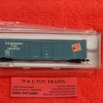 50004972 Atlas N scale Detroit Toledo Shoreline 60' ACF auto parts boxcar