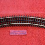 6045 Atlas O scale 3 rail O-45 curve track