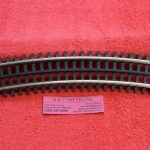 6060 Atlas O scale 3 rail O54 full curve track