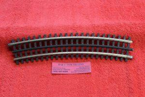 6060 Atlas O scale 3 rail O54 full curve track