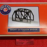 62716 Lionel O scale short extension bridge