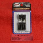 2509 Atlas N scale Code 80 straight track assortment