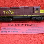40004805 Atlas N scale Twin Cities Western GP39-2 phase 2 diesel engine