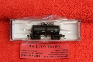 50005017 Atlas N Scale Monsanto beer can tank car