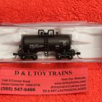 50005018 Atlas N scale Monsanto Beer can tank car