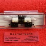 50005024 Atlas N scale UTLX beer can tank car
