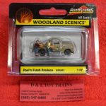 5561 Woodland Scenics HO scale Paul's fresh produce