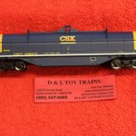 20005596 Atlas HO scale CSX 42' steel coil car