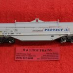 20005600 Atlas HO scale GE Railcar 42' steel coil car