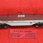 20005602 Atlas HO scale Indiana Harbor Belt 42' steel coil car