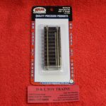 "522 Atlas HO scale Code 83 3"" straight track"