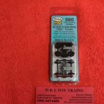 K560 Kadee HO scale 70 ton ACL Barber S2 roller bearing truck
