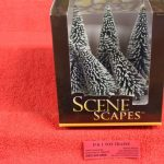 "32002 Bachmann 5""-6"" Pine trees with snow"