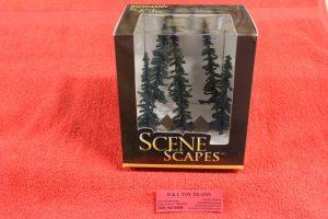"32003 Bachmann 5""-6"" Conifer trees"