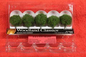 """3502 Woodland Scenics 1 1/4""""-2"""" Sun Kissed Trees"""