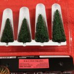 "3568 Woodland Scenics 3 1/2""-5 1/2"" Forever Green Trees"