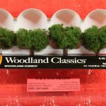 "3591 Woodland Scenics 2""-3"" apple trees"