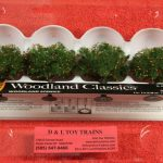 "3592 Woodland Scenics 2""-3"" Orange trees"
