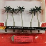 "3598 Woodland Scenics 4 3/4""-5 1/4"" Palm trees"